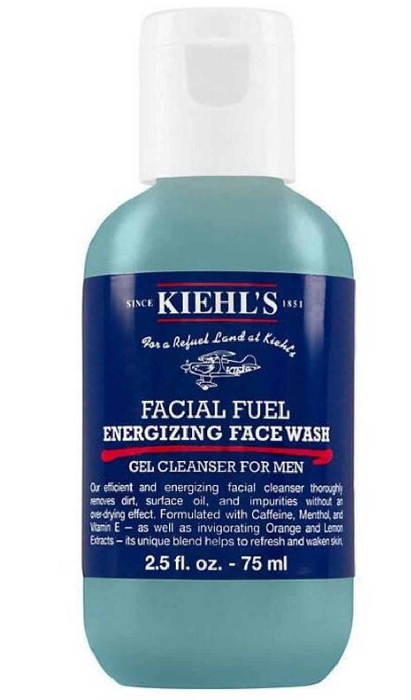 Facial Fuel Energizing Face Wash, гель для умывания