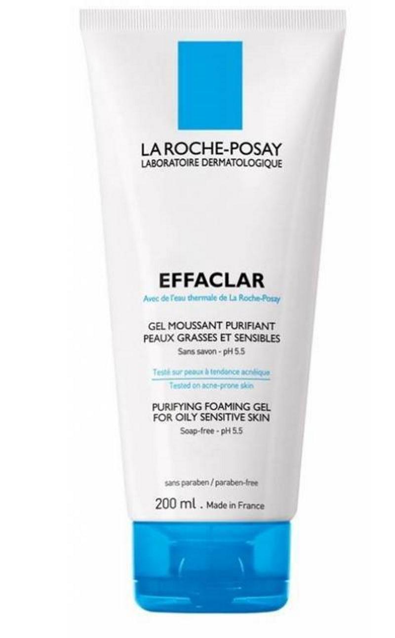 La Roche-Posay Effaclar антиугревой гель для жирной кожи