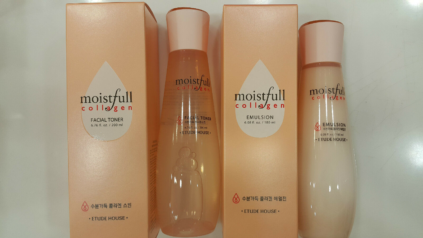 Moistfull Collagen Facial Toner White Lupin