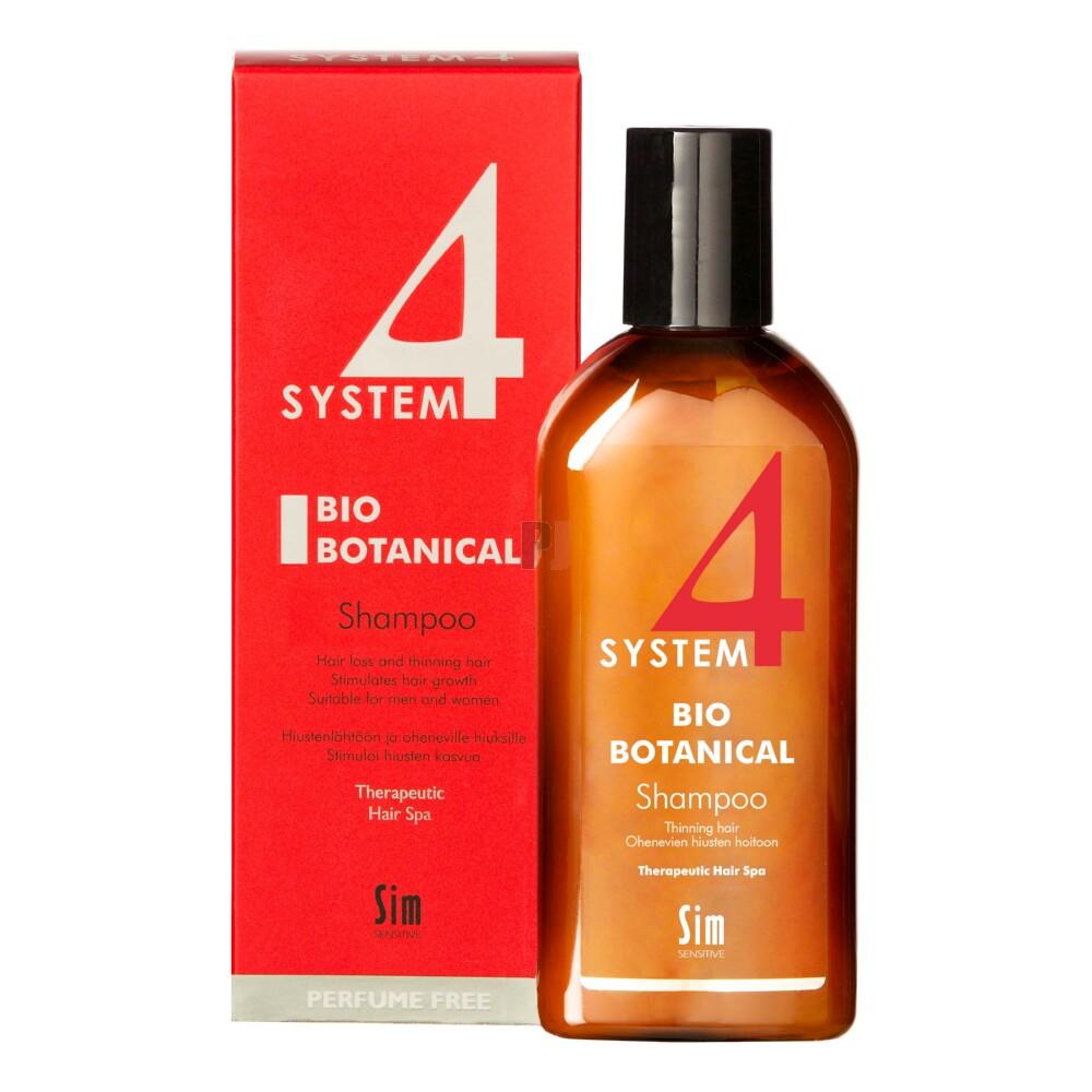 Sim Sensitive SYSTEM 4 Bio Botanical