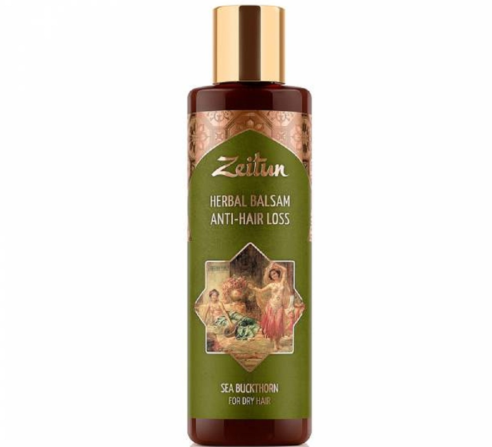 Фито-шампунь Zeitun Herbal Anti-Hair Loss