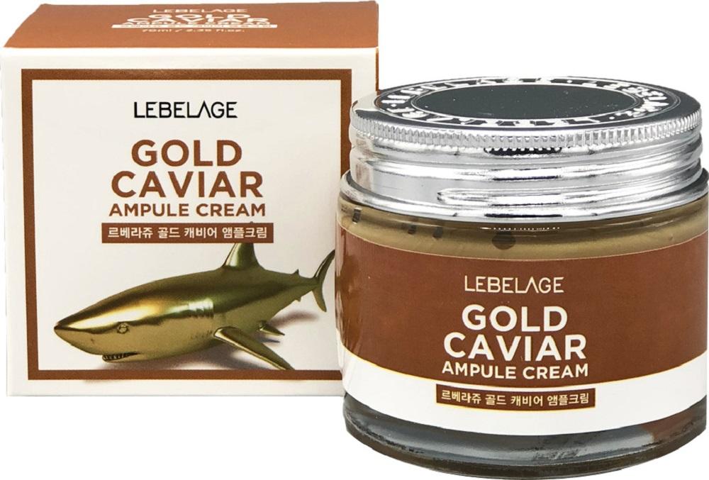 Lebelage Ampule Cream Gold Caviar