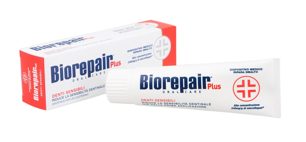 Biorepair Plus Sensitive Teeth
