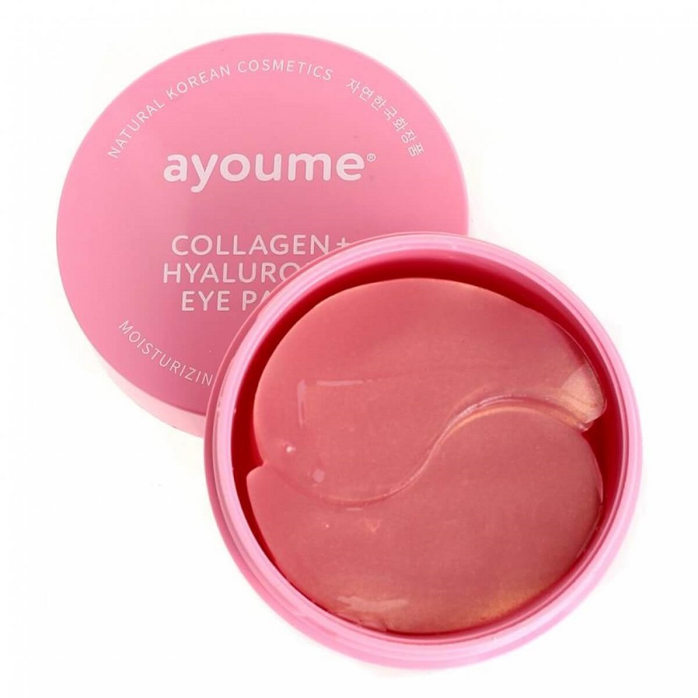 Collagen+Hyaluronic Eye Patch (Ayoume)