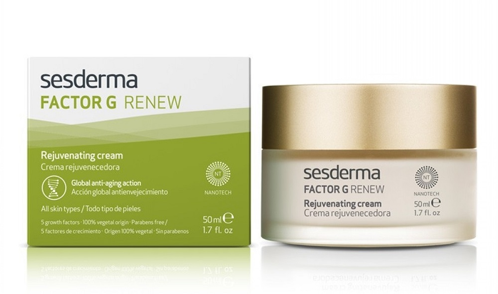 SesDerma Factor G Renew Rejuvenating cream