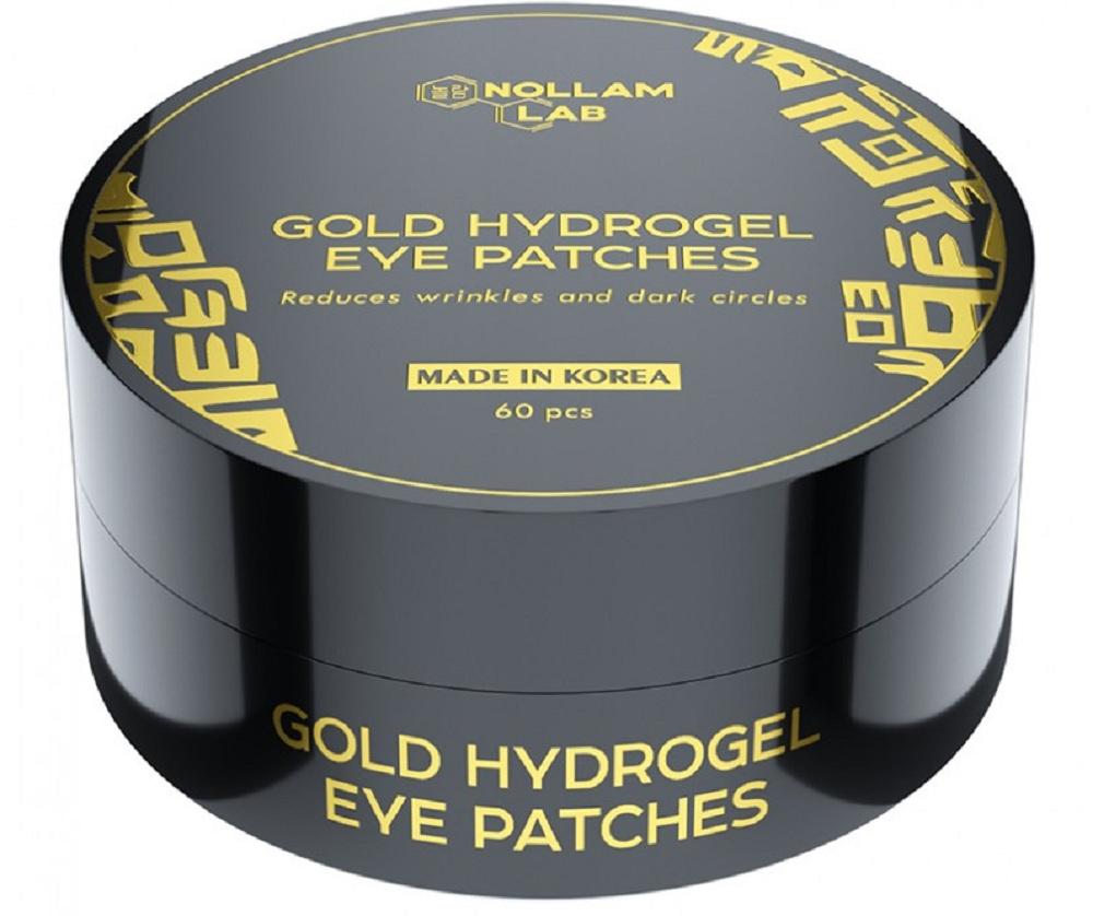 Nollam Lab Золотые гидрогелевые патчи для глаз Gold Hydrogel Eye Patches