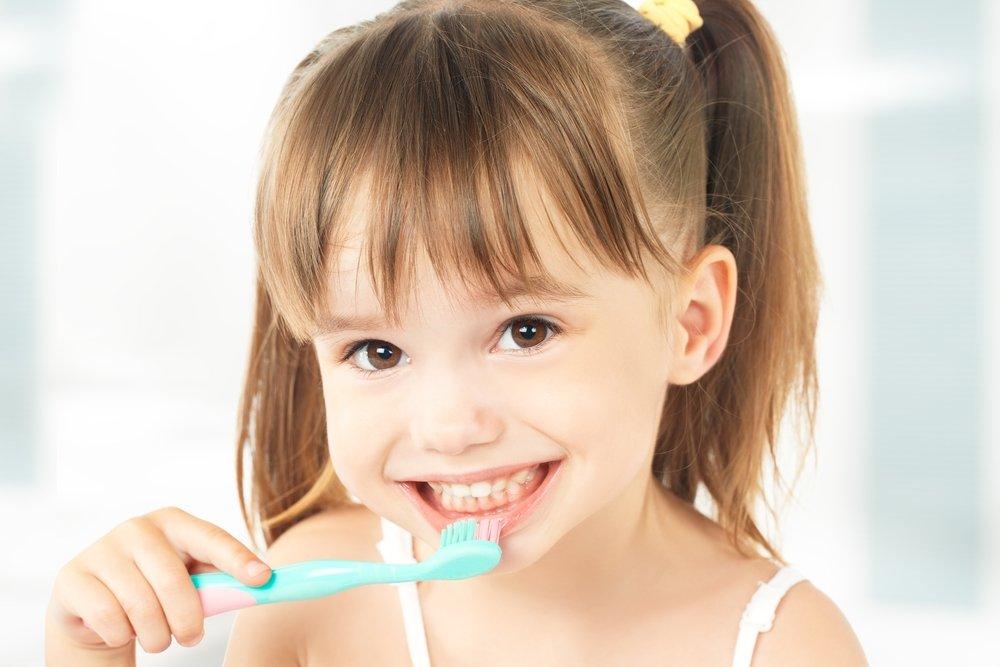ТОП-10 лучших детских зубных паст