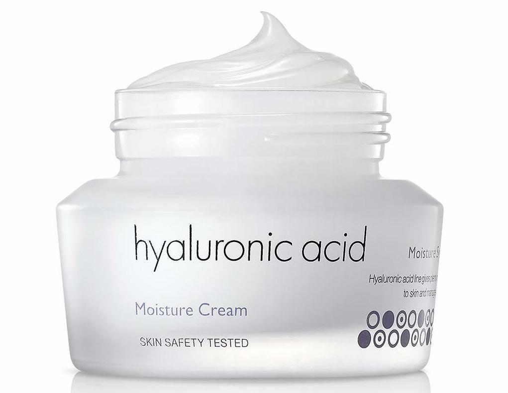 Увлажняющий крем для лица Hyaluronic Acid Moisture Cream от It'S SKIN