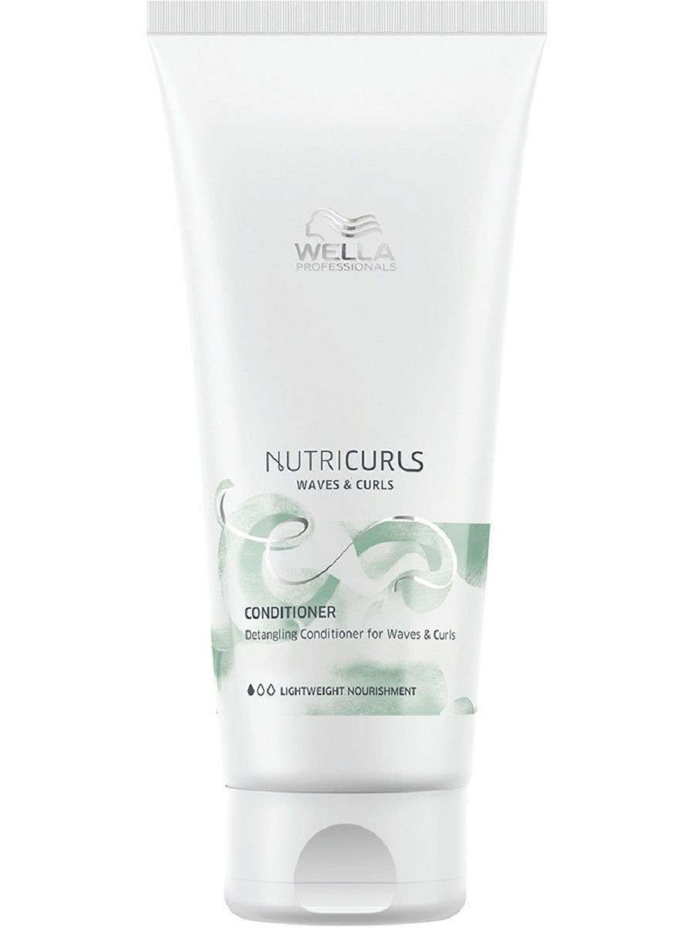 NutriCurls Detangling Conditioner for Curls & Waves