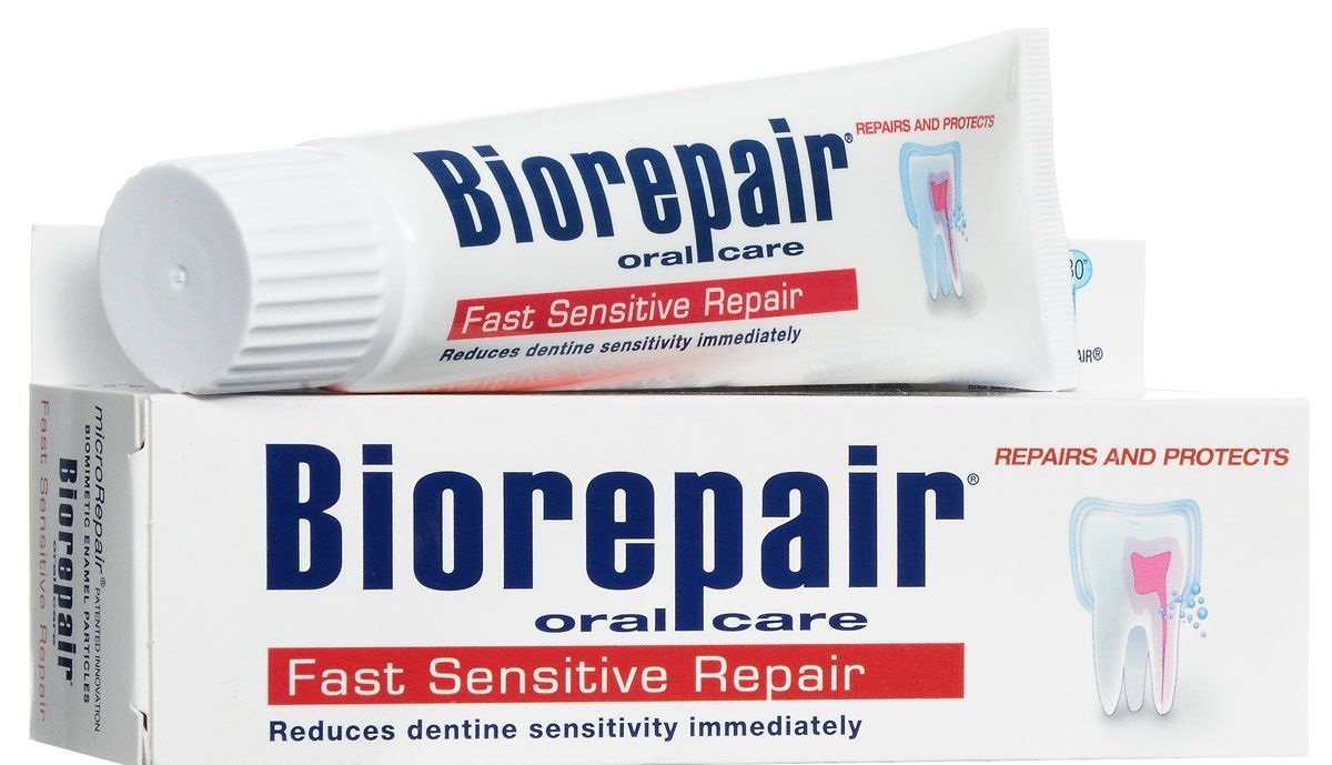 Biorepair Fast Sensitive Repair