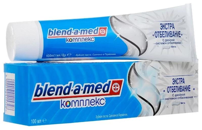 Blend-a-med «Комплекс Экстра Отбеливание»