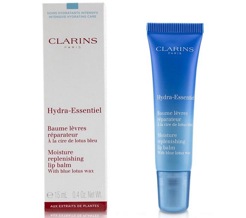 Clarins бальзам для губ Hydra-Essentiel
