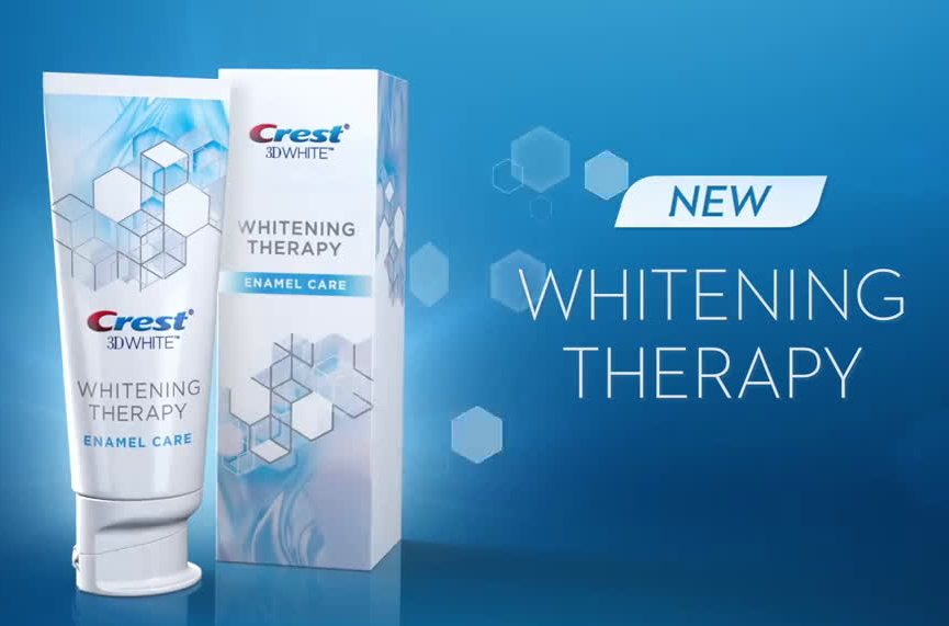 Crest 3D White Whitening Therapy Enamel Care