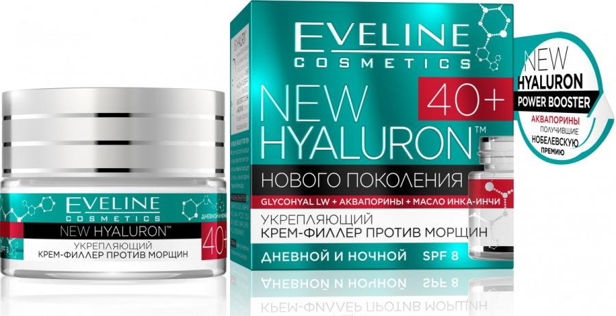 Eveline Cosmetics New Hyaluron 40+