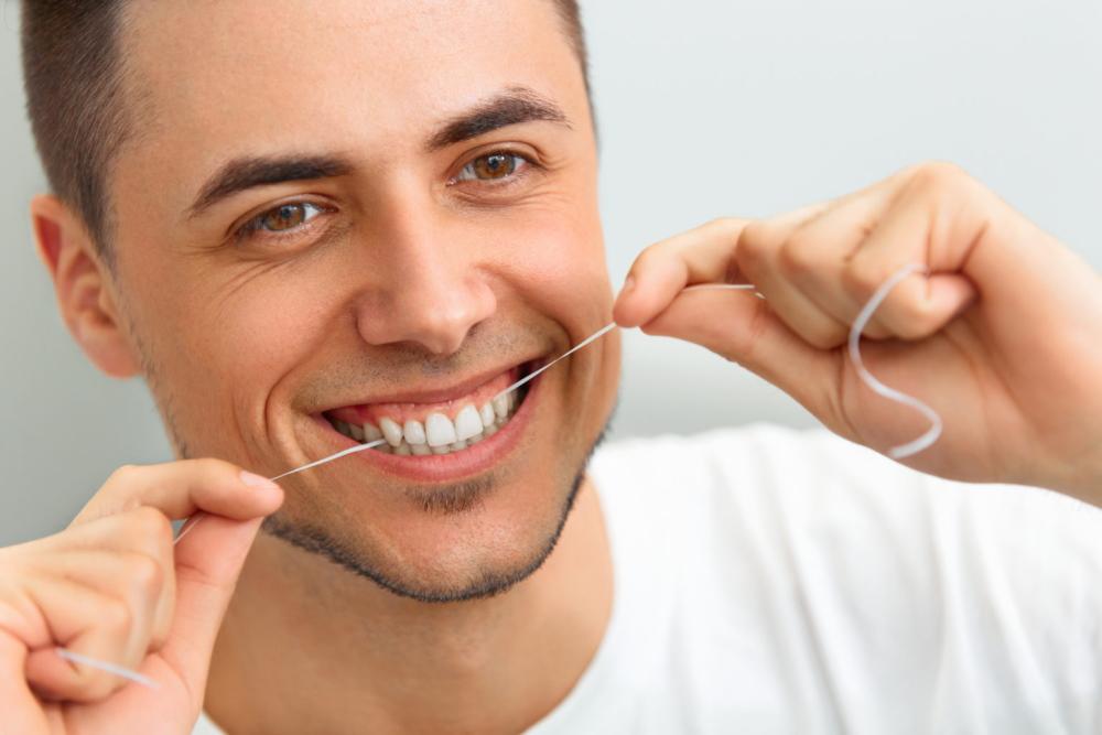 Лучшие зубные нити
