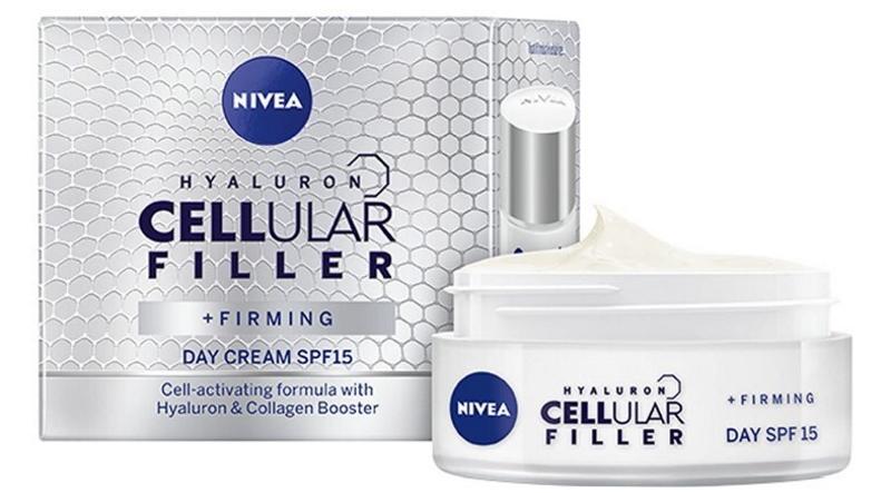 Nivea Hyaluron Cellular Filler SPF15 дневной 50 мл