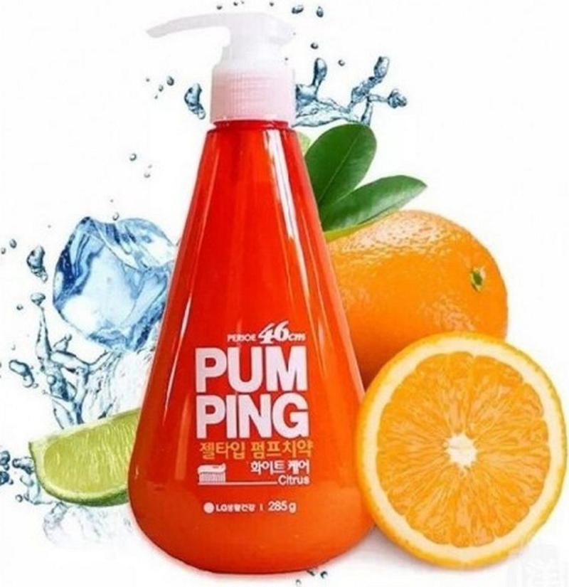 Perioe Pumping Citrus