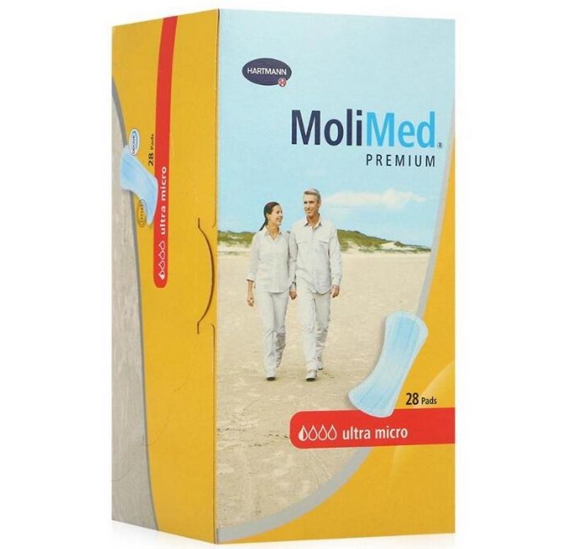 Урологические прокладки Hartmann MoliMed Premium ultra micro 1681311