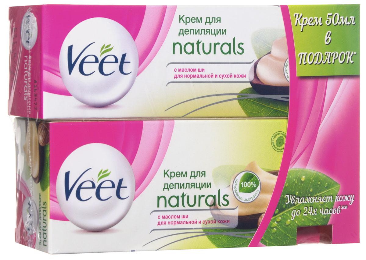 Veet: крем для депиляции для сухой кожи