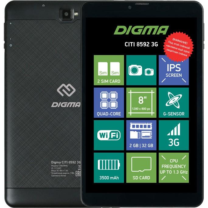 DIGMA CITI 8592 3G