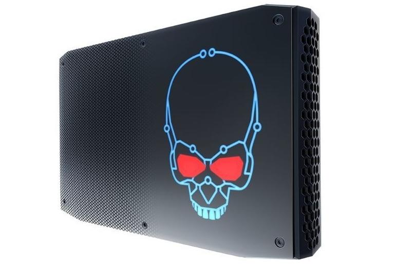 Intel NUC 8 Enthusiast (BOXNUC8i7HVKVA2)