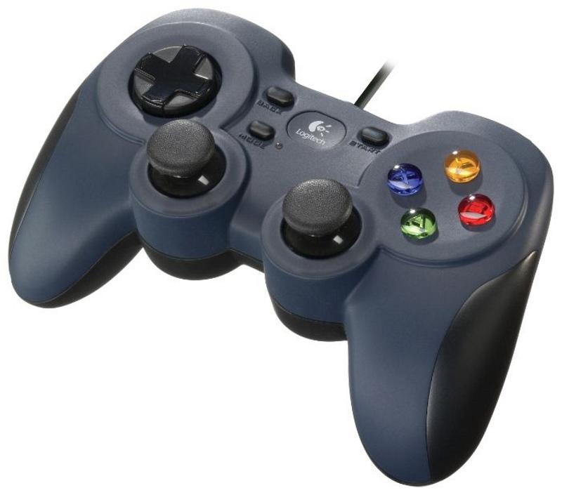 Logitech Gamepad F310 USB (940-000135)