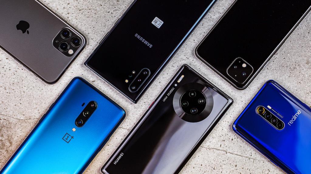 Рейтинг телефонов по камере