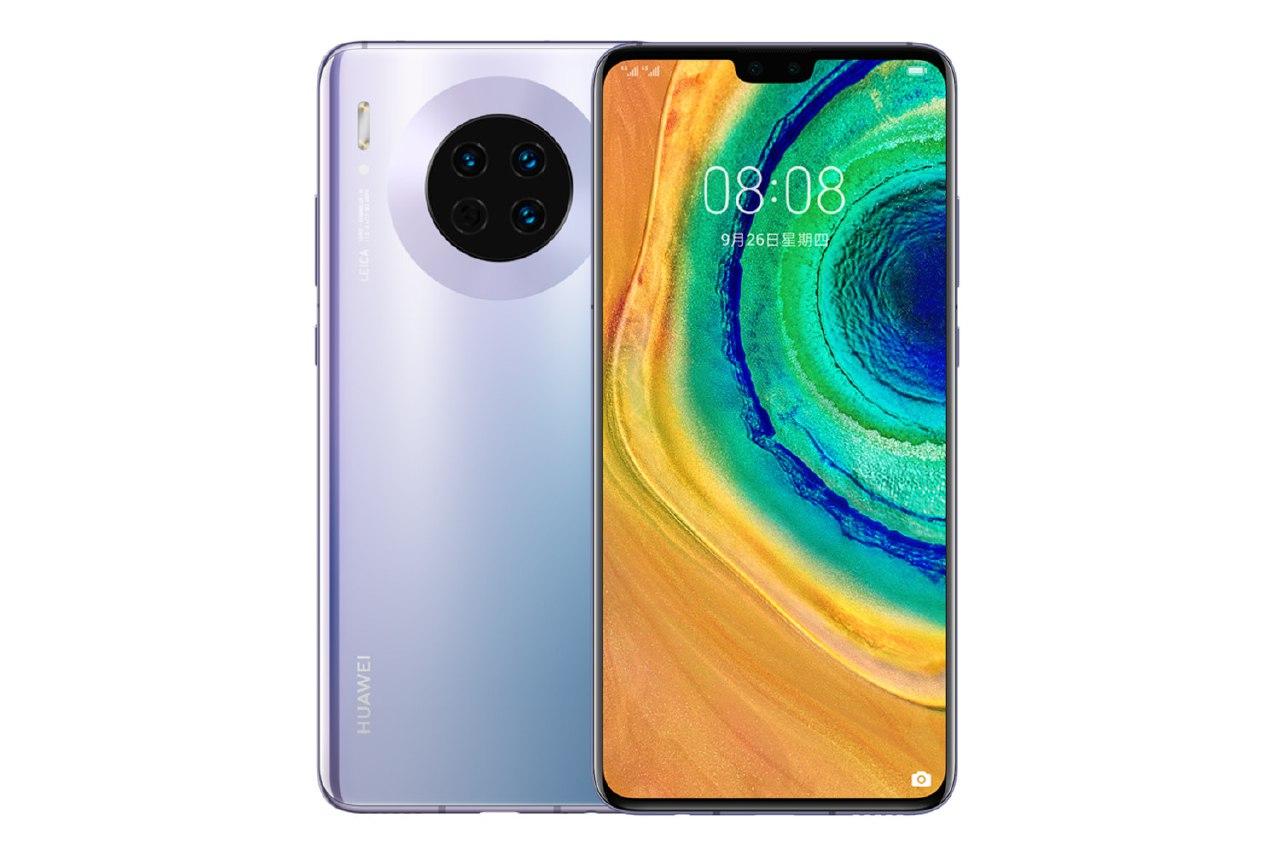 Смартфон HUAWEI Mate 40 Pro 8/256GB