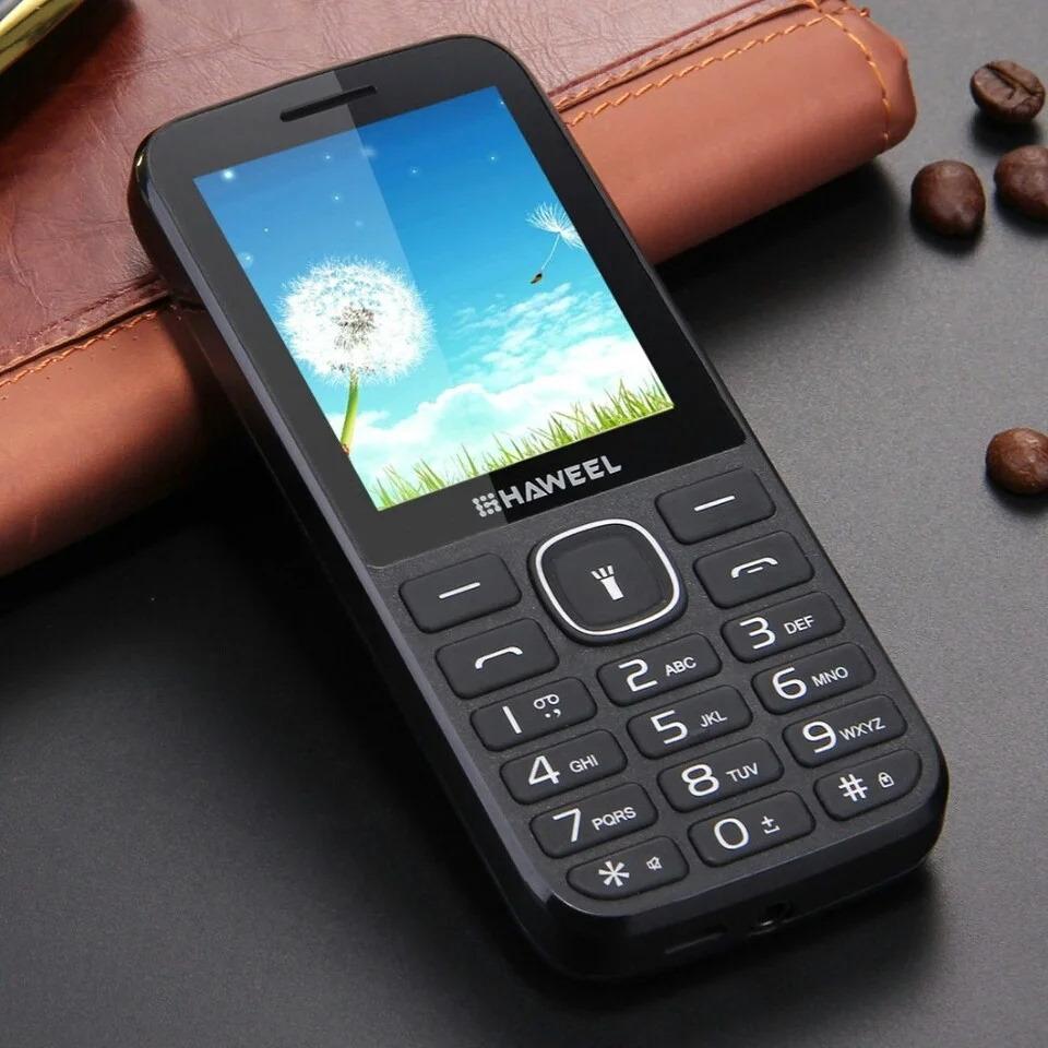 Кнопочный телефон Haweel X1