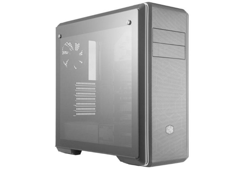 Компьютерный корпус Cooler Master MasterBox CM694 (MCB-CM694-KG5N-S00) Black