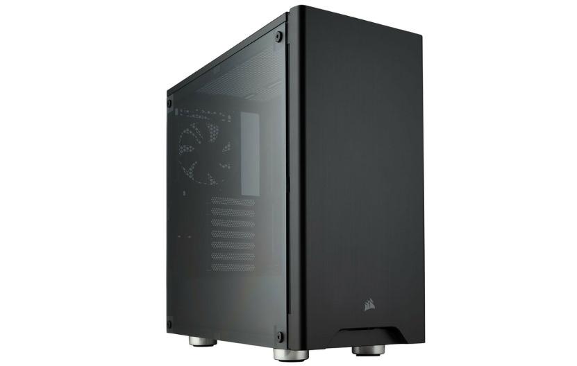 Компьютерный корпус Corsair Carbide Series 275R Black