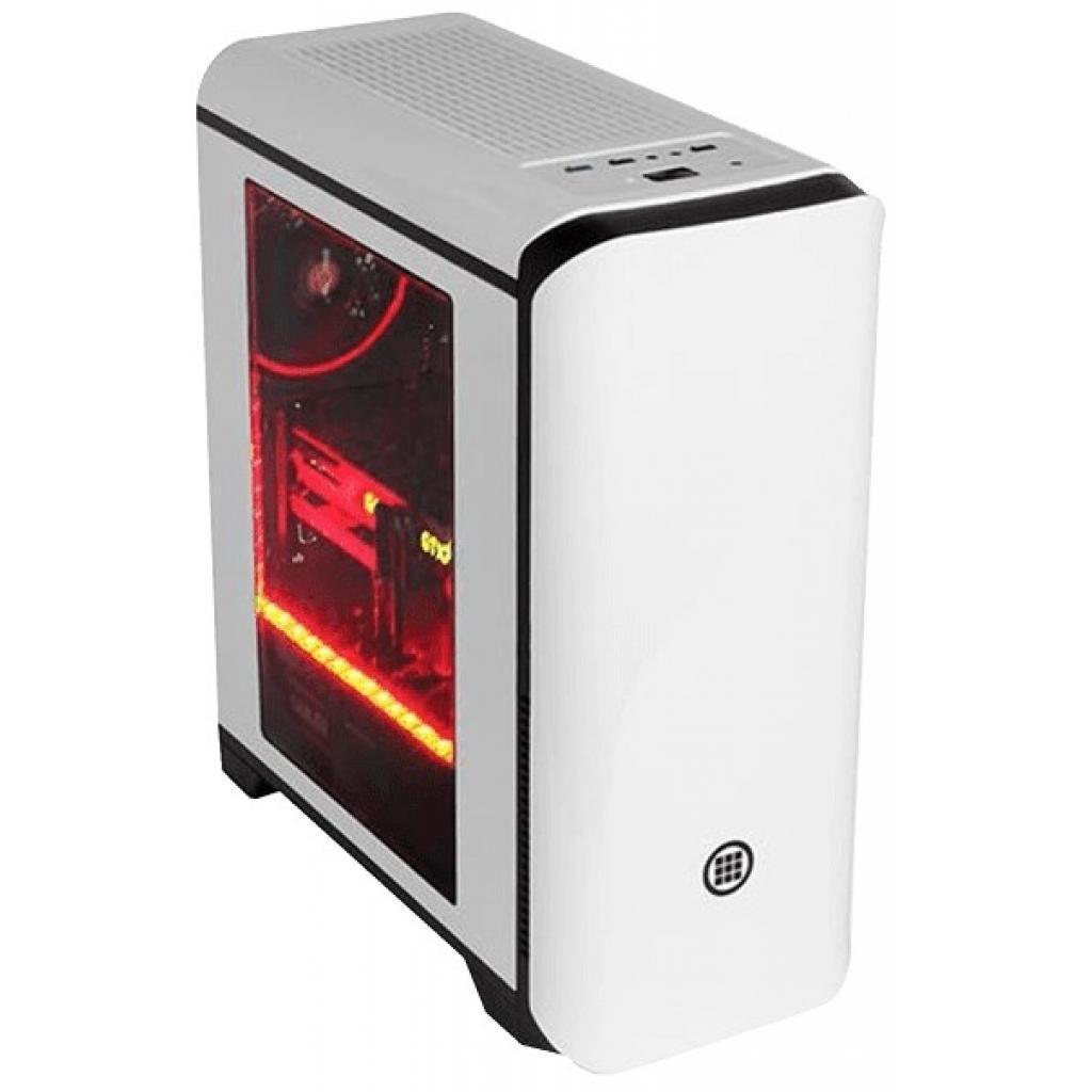 Компьютерный корпус GameMax H602 White