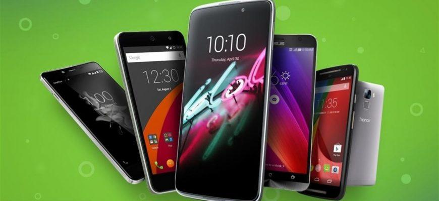 Лучшие смартфоны до 25000 рублей