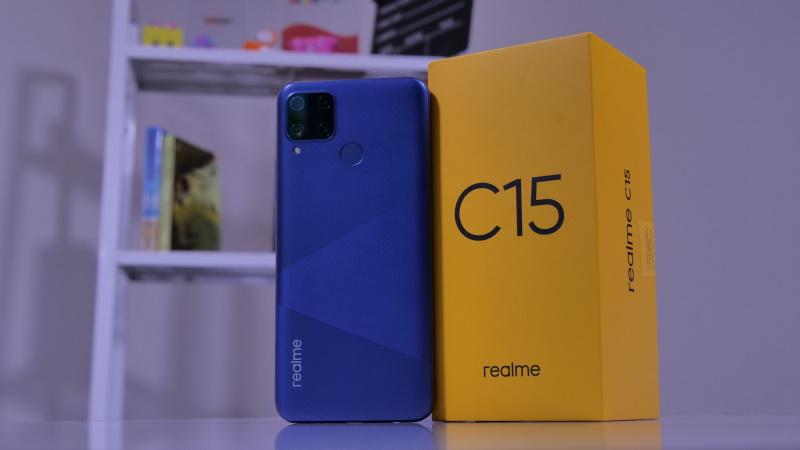 Realme C15 4/64GB