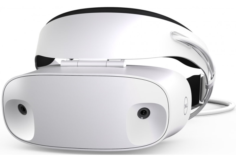 Шлем виртуальной реальности DELL Visor Windows Mixed Reality Headset