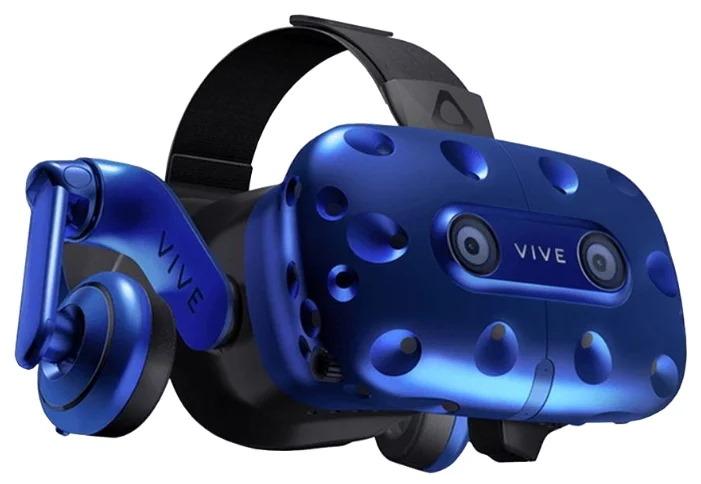 Шлем виртуальной реальности HTC Vive Pro HMD