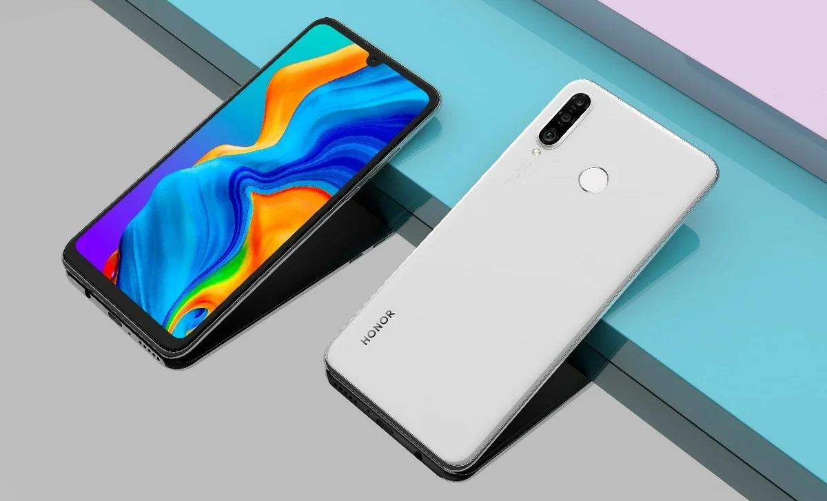 Смартфон Honor 20S 128GB Pearl White (MAR-LX1H)
