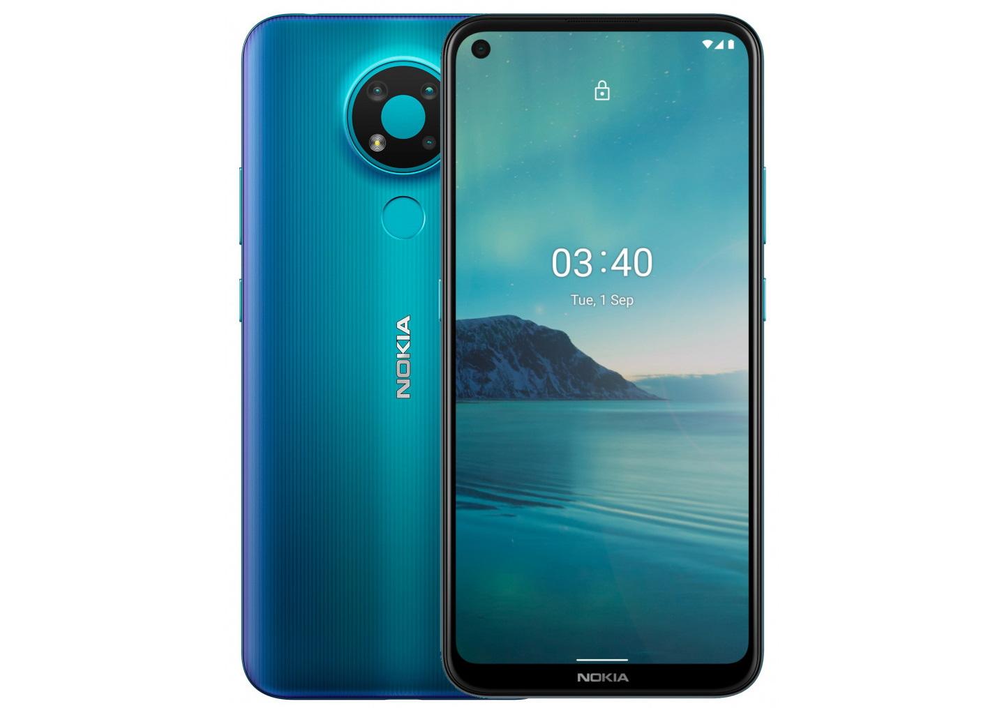 Смартфон Nokia 3.4 DS 3/64Gb