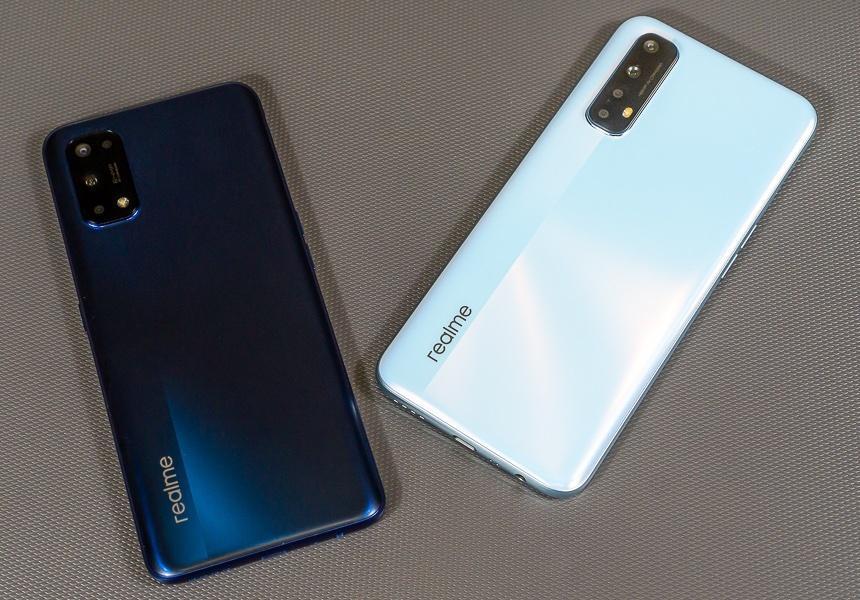 Смартфон Realme 7 6/64 gb