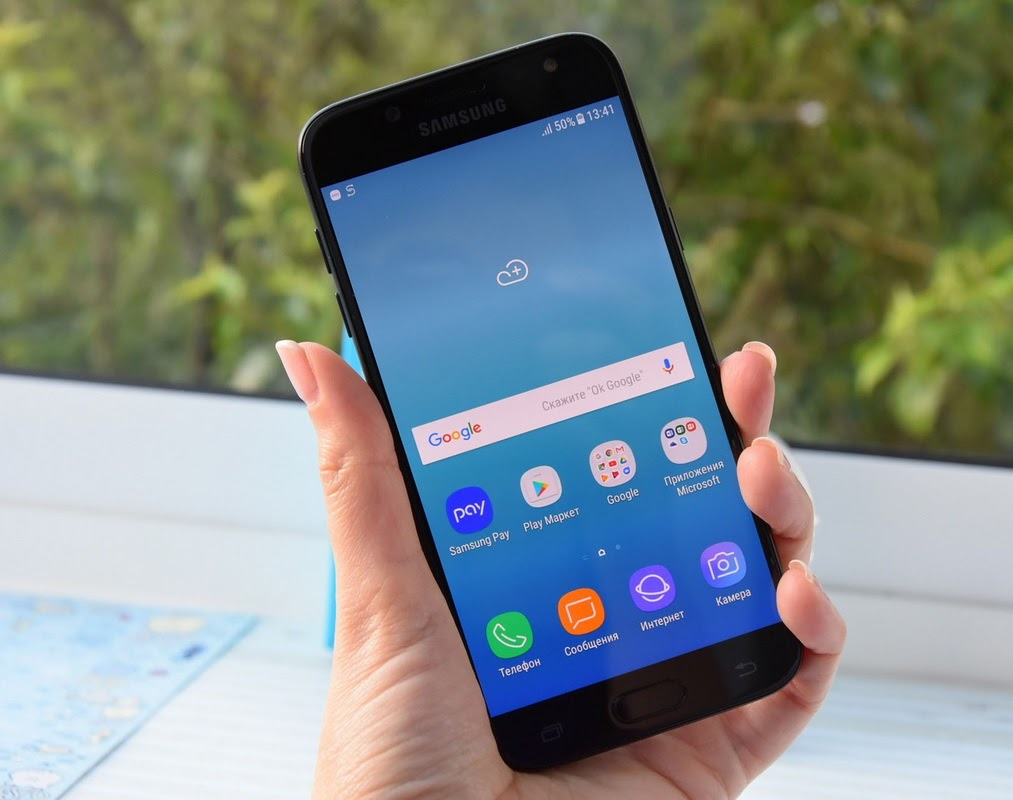 Смартфон Samsung Galaxy J5 2017 16GB