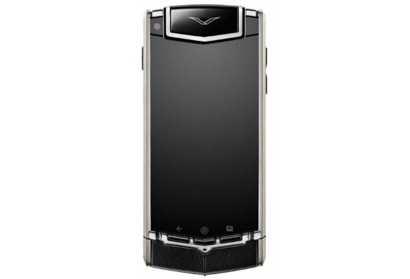 Смартфон Vertu Ti Titanium Pure Black