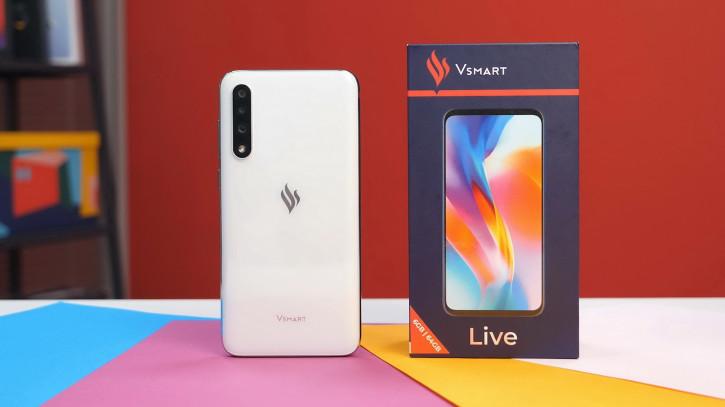 Смартфон Vsmart Live 4/64GB