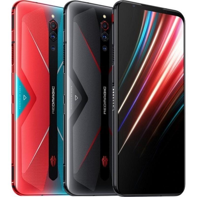 Смартфон ZTE Nubia Red Magic 5S 12 256Gb