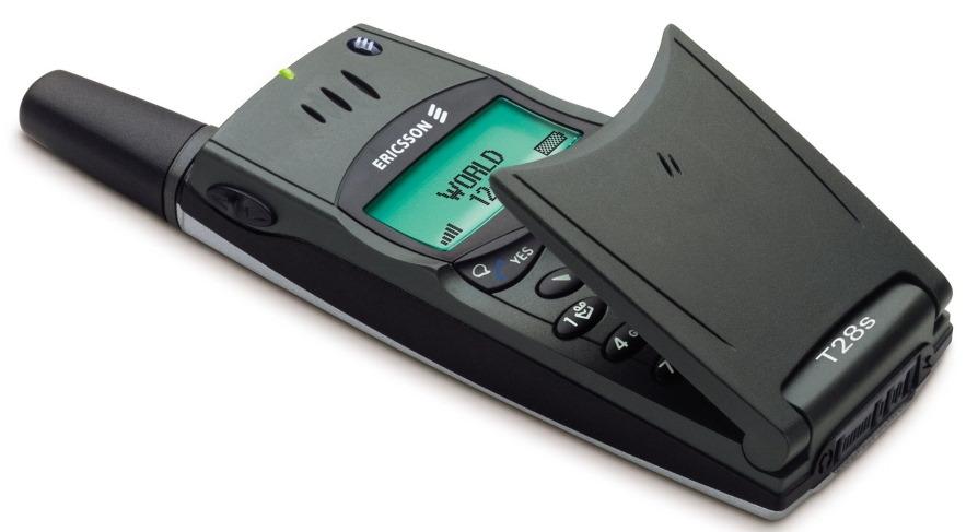 Телефон Ericsson T28s