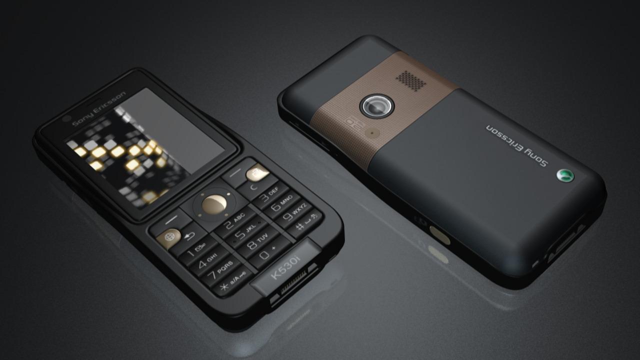 Телефон Sony Ericsson K530i