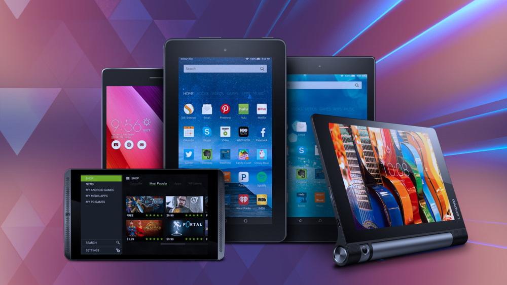 Топ бюджетных планшетов