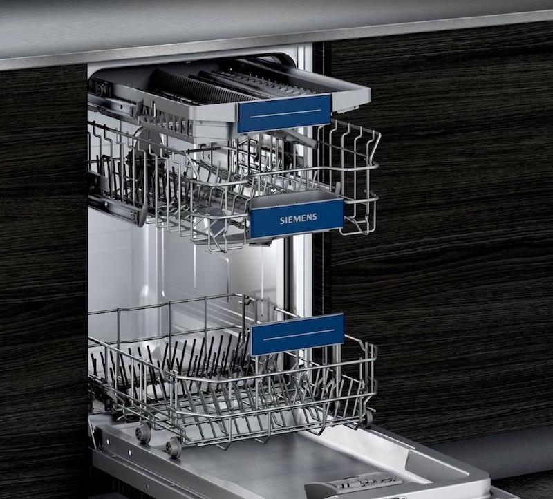 Встраиваемая посудомоечная машина Siemens SR 615X83 NR