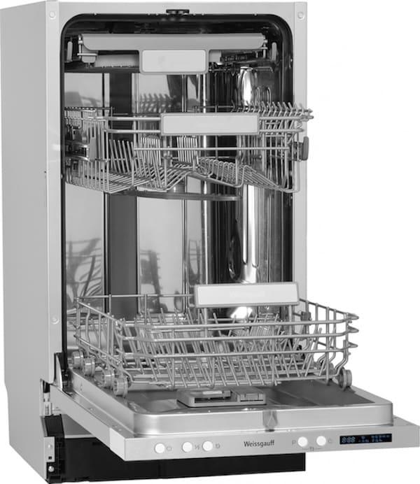 Встраиваемая посудомоечная машина Weissgauff BDW 4533 D