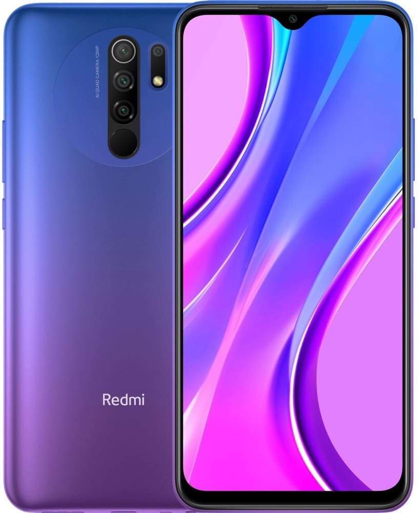Xiaomi Redmi 9 4/64GB