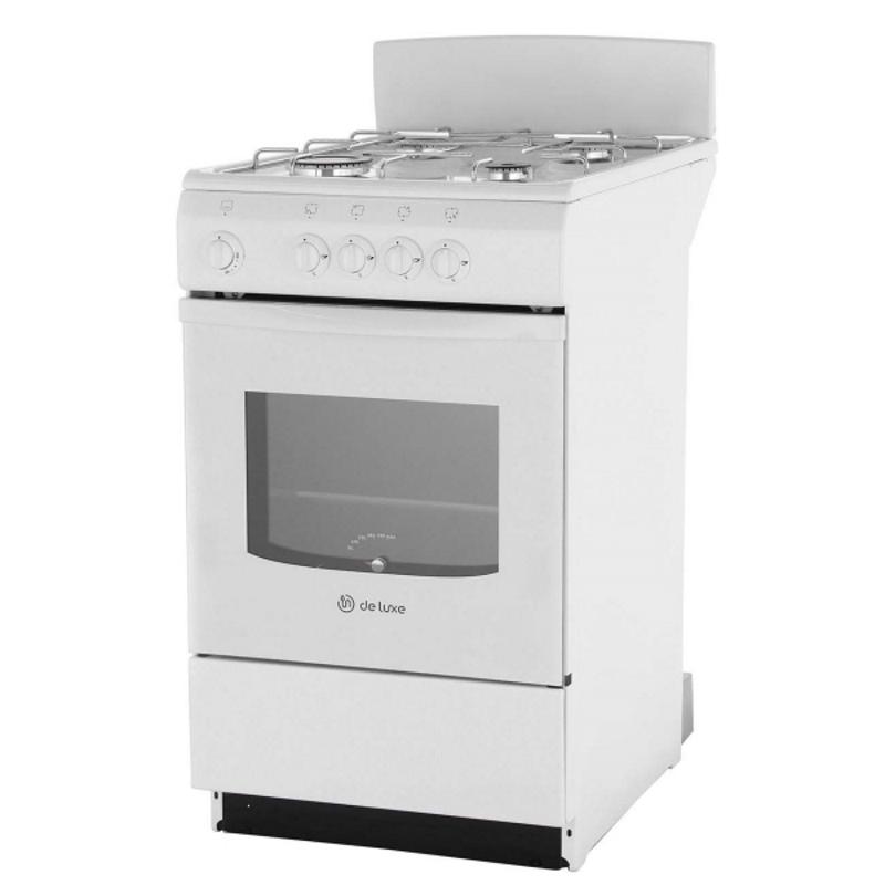 Газовая плита De Luxe 5040.38г(щ) белый
